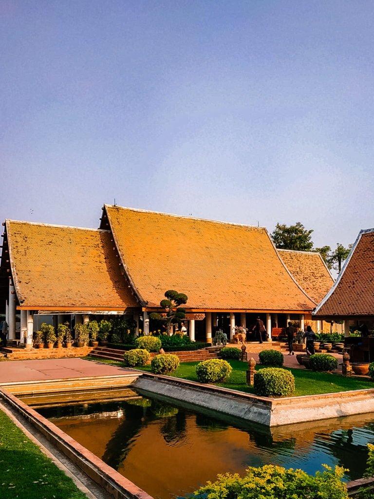 Sukhothai Airport Terminal