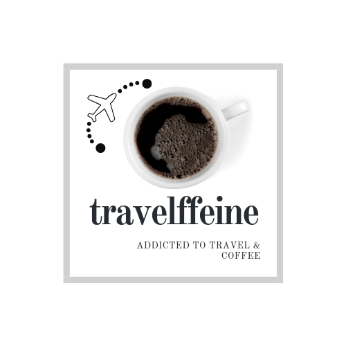 Travelffeine website logo