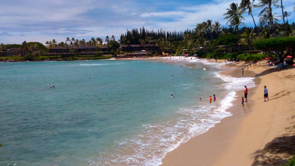 Napili Bay in Maui