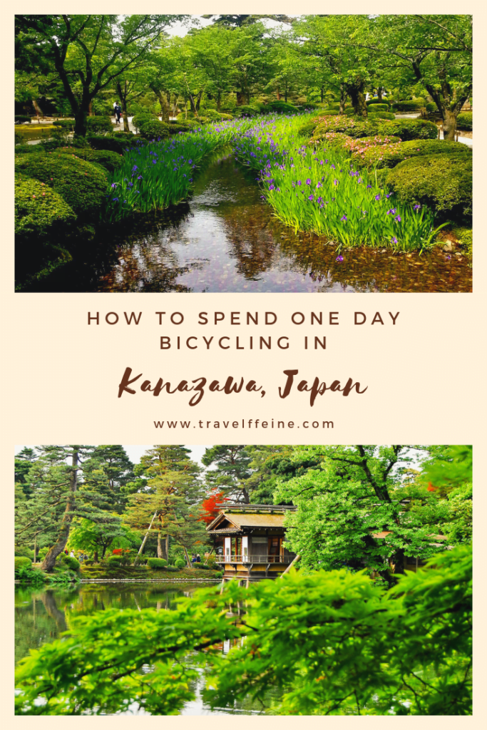 one day in Kanazawa, Japan
