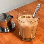 Vietnamese Iced Coffee Stirred