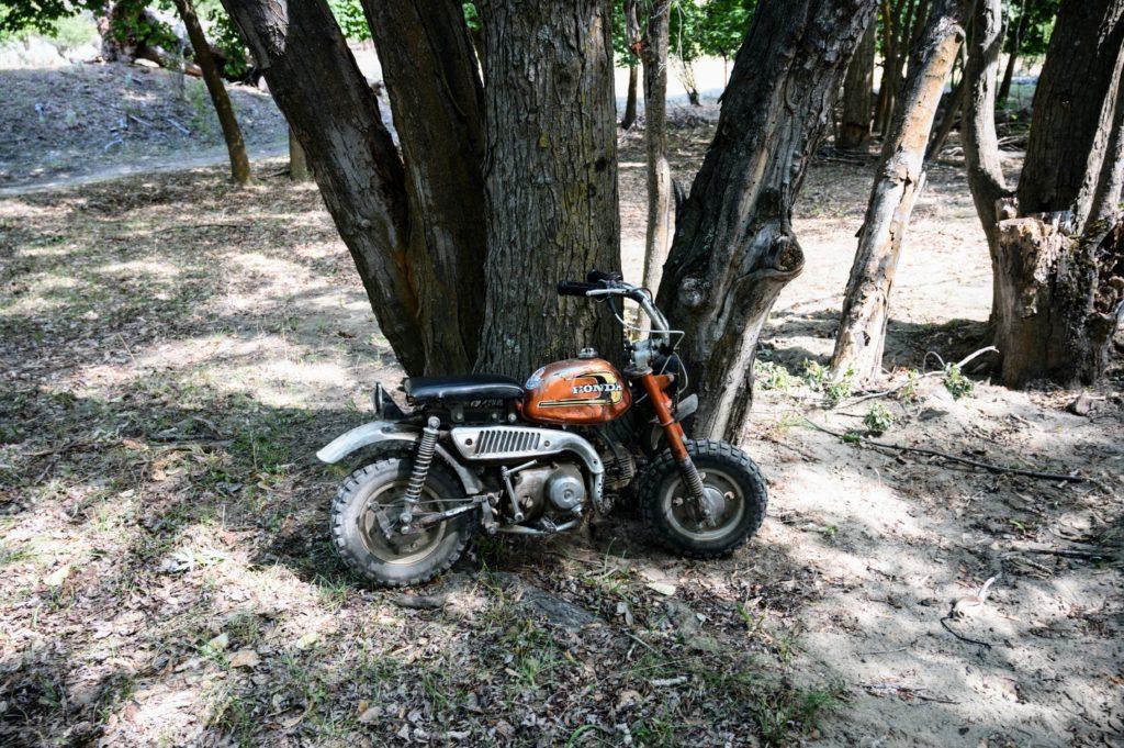 Honda 50 Trail Bike