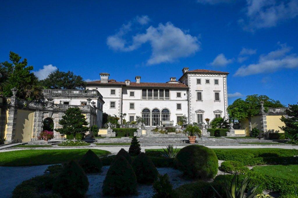 Villa Vizcaya Museum