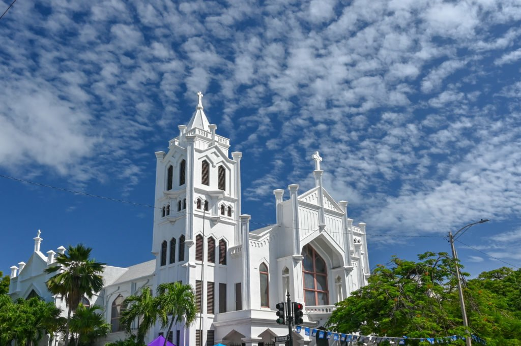 White Church in Key West