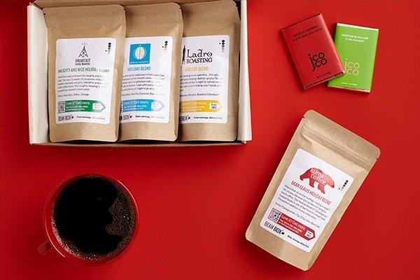 Coffee and Chocolate Tasting Box