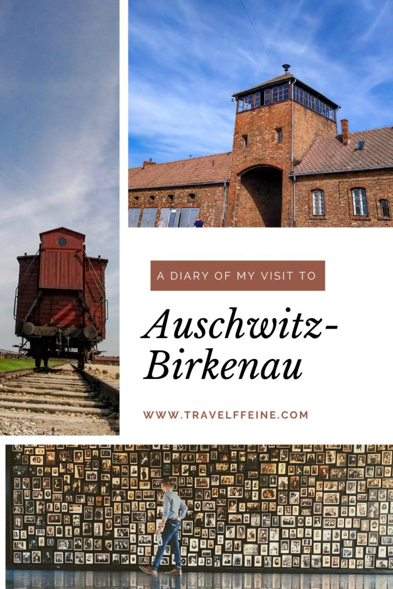 Auschwitz-Birkenau Pinterest Image