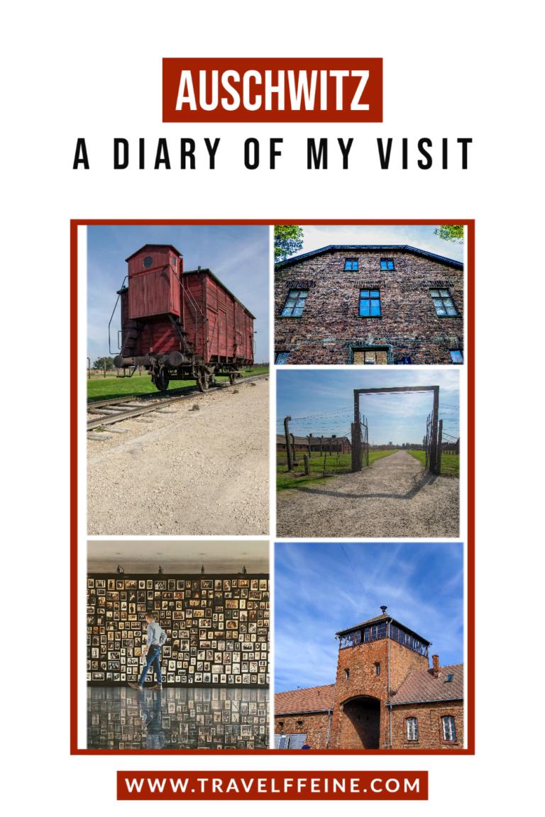 Auschwitz Travelffeine Pinterest