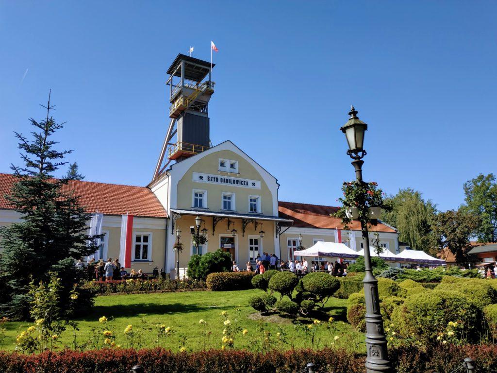 Wieliczka Salt Mine main entrance