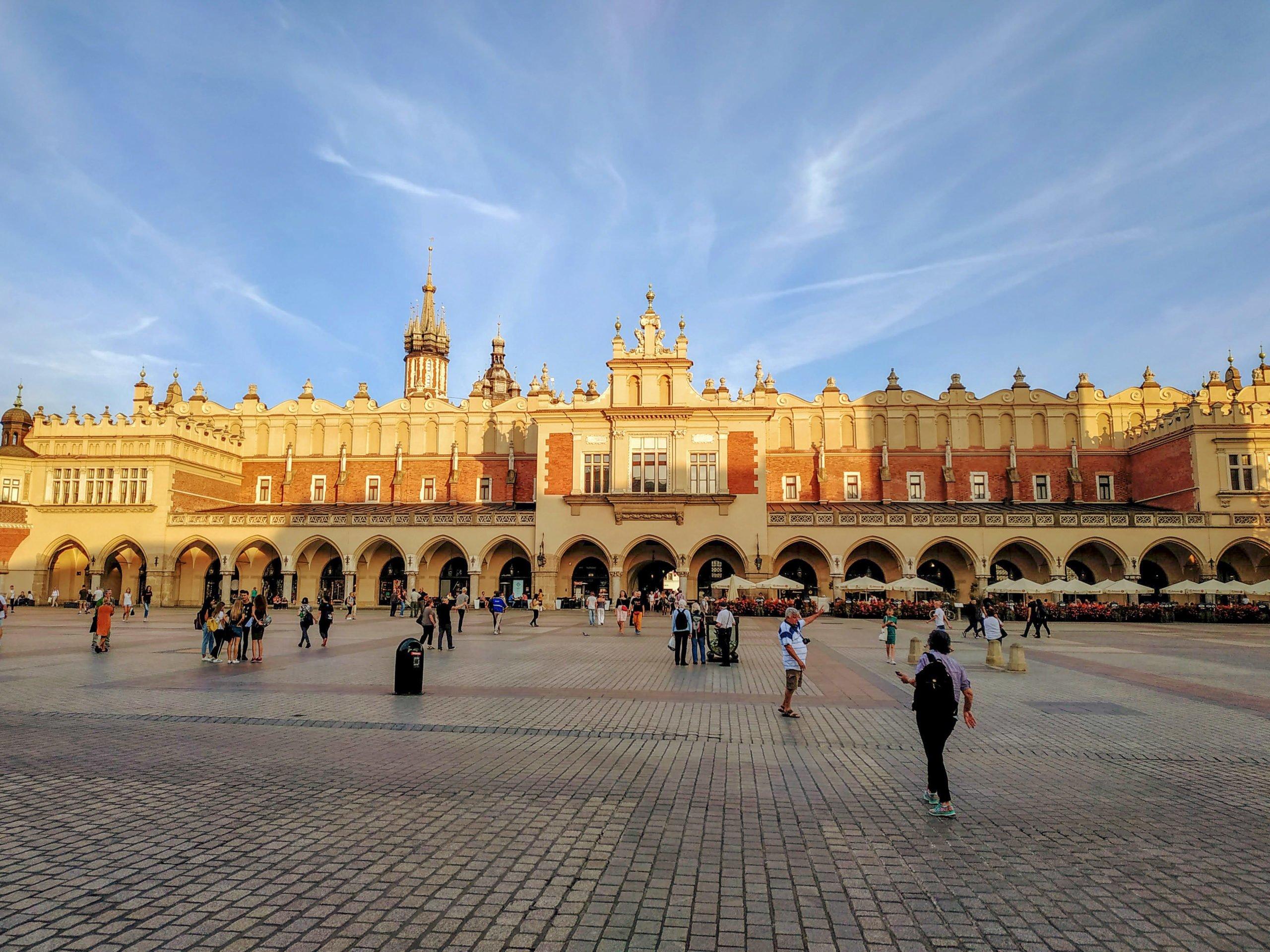 Krakow's Cloth Hall