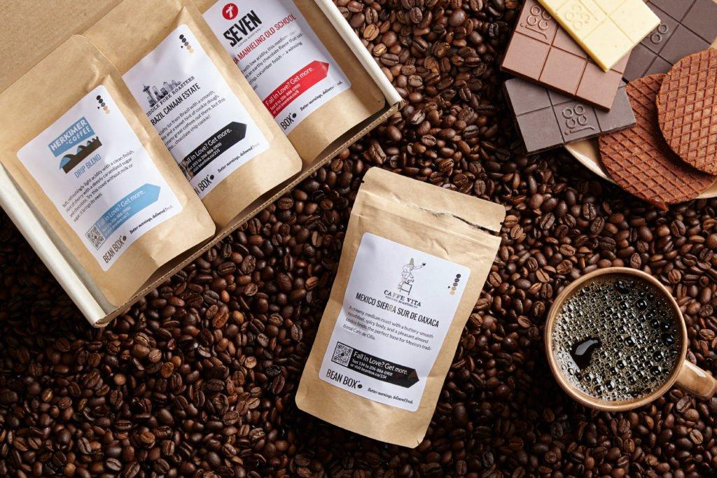 Bean Box Coffee Sampler