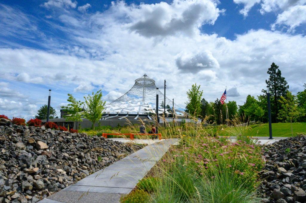 Pavilion at Riverfront Park