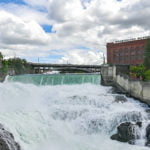 Lower Falls at Riverfront Park