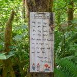 gnome sign