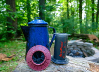 3 methods to make coffee when camping