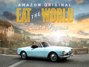Eat the World travel food show with Emeril Lagasse