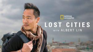 Lost Cities Disney Plus show