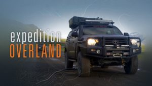 expedition overland off-road toyota
