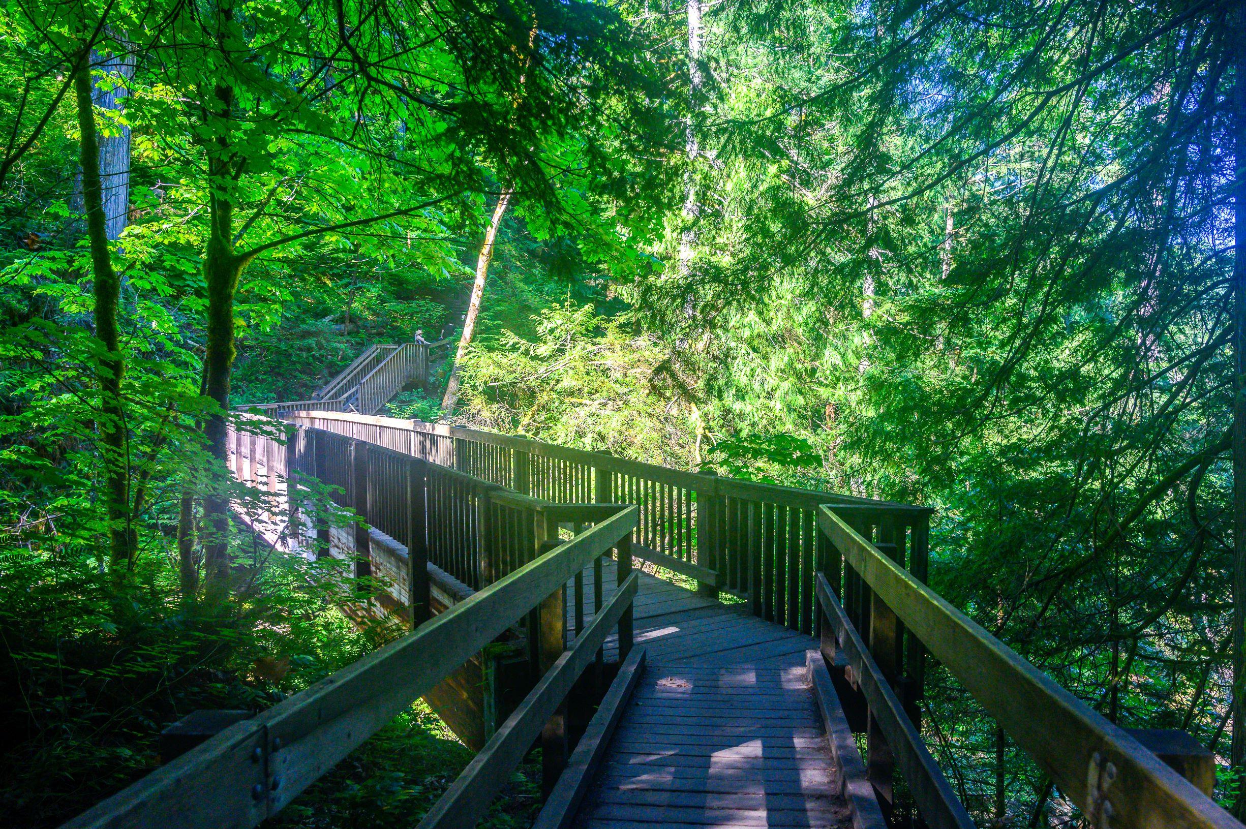 upper falls bridge