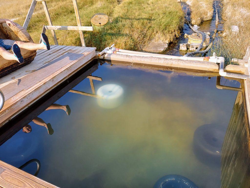 Alvord Hot Springs Pool