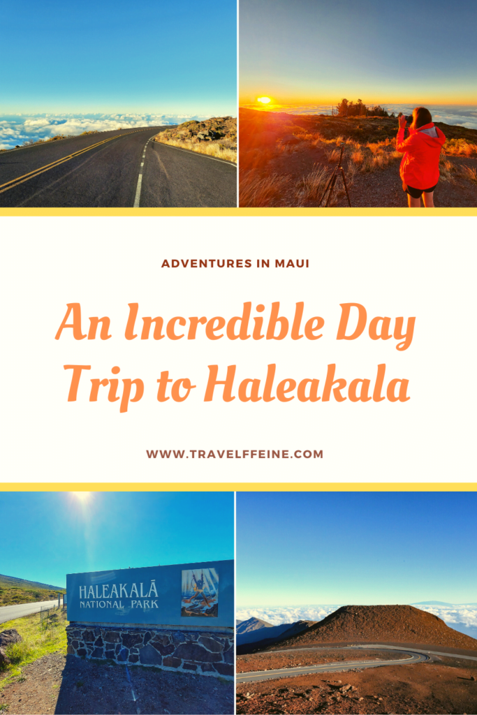 Photos from a day trip to Haleakala