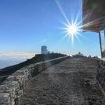 Haleakala Summit Building and Observatory
