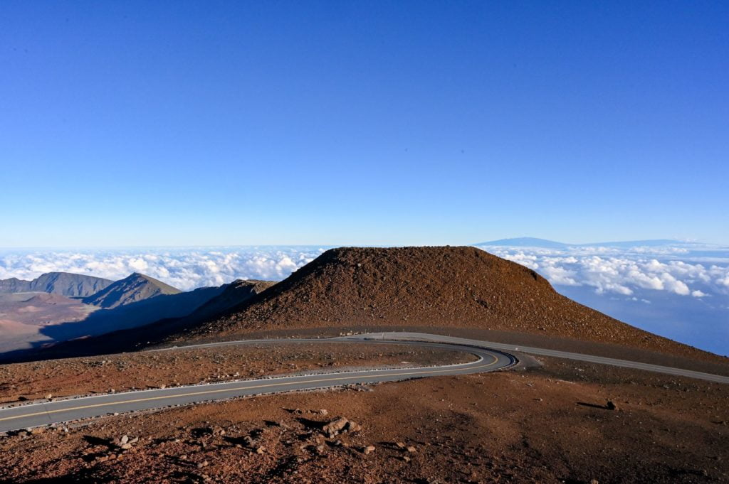 Haleakala Summit Road
