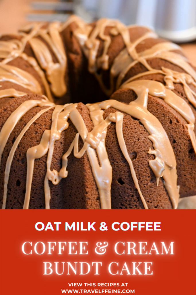 Coffee & Cream Bundt Cake Recipe