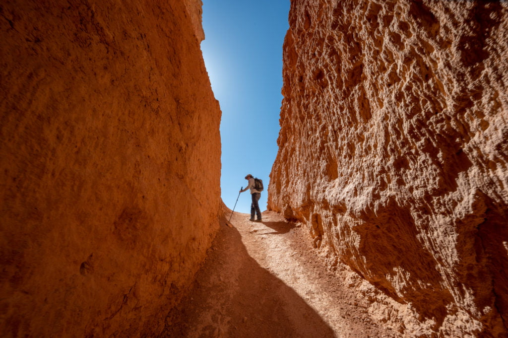 Natural Doorway in Bryce Canyon