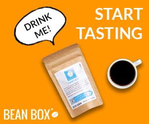 Bean Box Coffee Bag