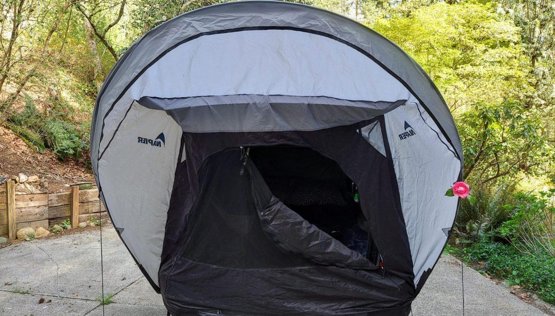 SUV Tent car camping