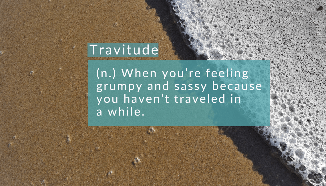 Travitude quote