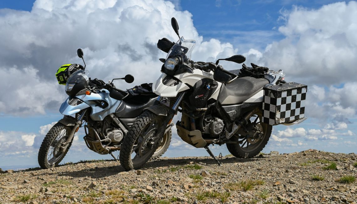 Dual Sport Off Road Motorcycles